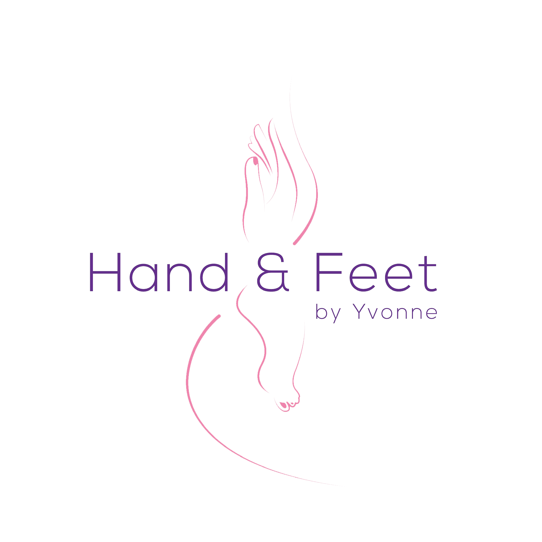 Hand and Feet by Yvonne
